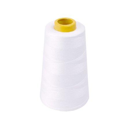 Sewing Thread Overlock Kone Overlock Yarn 2700m pure white