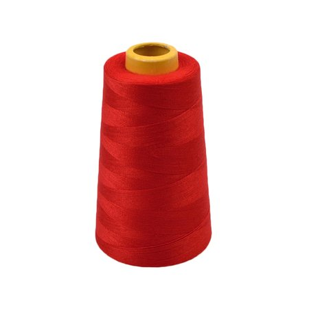 Sewing Thread Overlock Kone Overlock Yarn 2700m Red