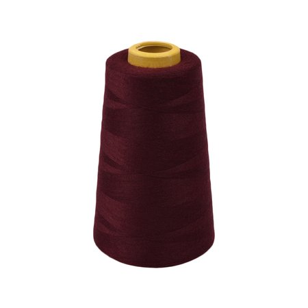 Sewing Thread Overlock Kone Overlock Yarn 2700m Aubergine