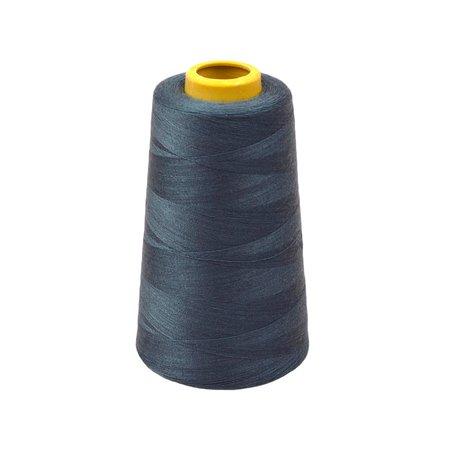 Sewing Thread Overlock Kone Overlock Yarn 2700m grey blue