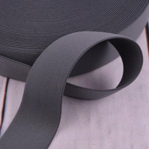 XL Elastic Tape Grey 4 cm