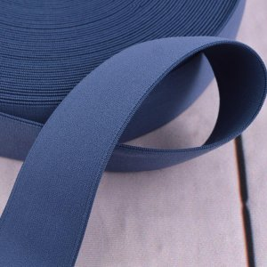 XL Elastic Tape Smoke Blue 4 cm