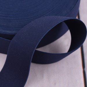 XL Elastic Tape Navy 4 cm