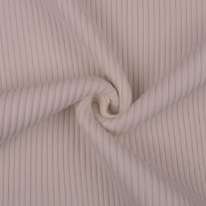 Cuffs Ribbed Uni Cream