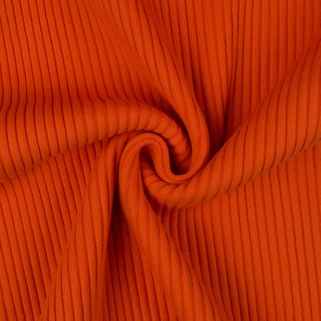 Cuffs Ribbed Uni Orange