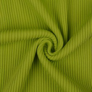 Cuffs Ribbed Uni Lime