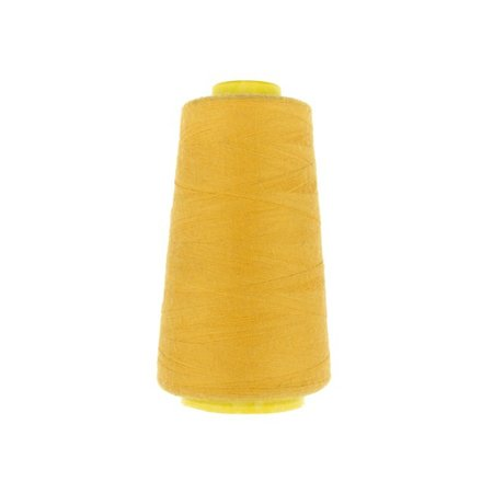 Sewing Thread Overlock Kone Overlock Yarn 2700m Mustard
