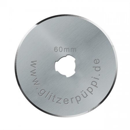 60 mm Spare Blades for Rotary Cutter / Rotary Cutter Blades in 5 and 10 Pack (Standard & Long-Life)