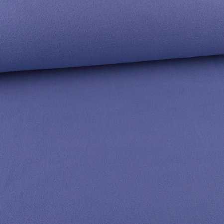 Cottonfleece Uni smoke Blue