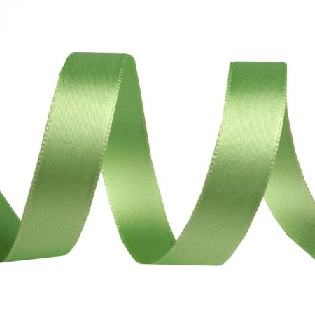 Satin Ribbon 15mm Mint Green