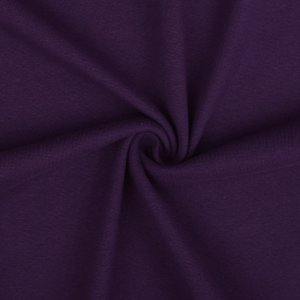 Cuffs Fine Rib Uni Purple