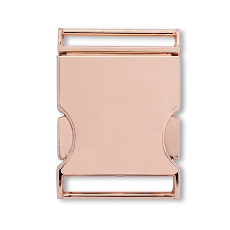 Belt Buckle, 30mm, RoséGold (416297)