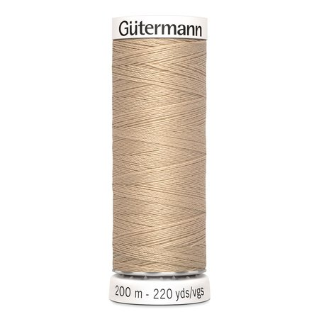 Gütermann Sew-all Thread Nr. 186 Sewing Thread - 200m, Polyester