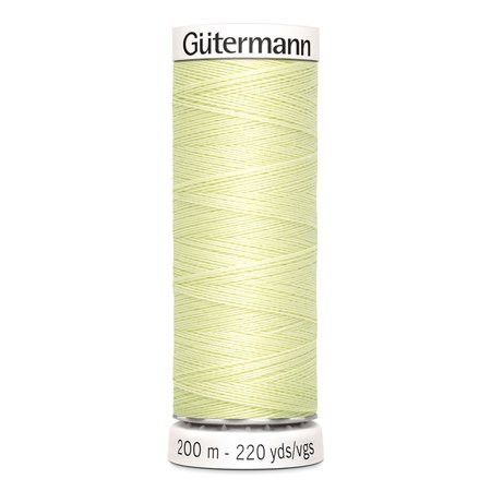 Gütermann Sew-all Thread Nr. 292 Sewing Thread - 200m, Polyester
