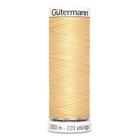 Gütermann Sew-all Thread Nr. 3 Sewing Thread - 200m, Polyester