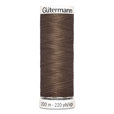 Gütermann Sew-all Thread Nr. 672 Sewing Thread - 200m, Polyester