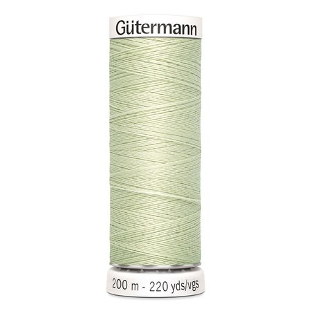 Gütermann Sew-all Thread Nr. 818 Sewing Thread - 200m, Polyester