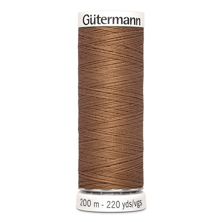 Gütermann Sew-all Thread Nr. 842 Sewing Thread - 200m, Polyester