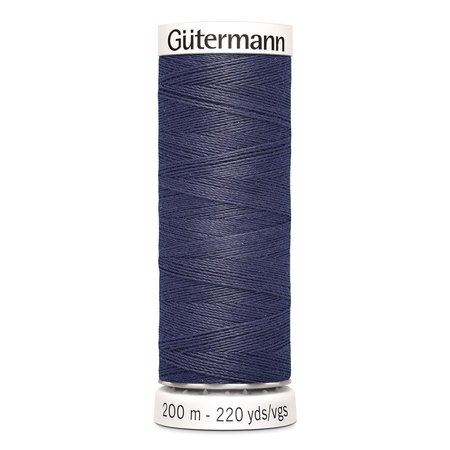 Gütermann Sew-all Thread Nr. 875 Sewing Thread - 200m, Polyester