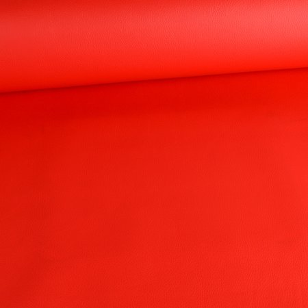 Leatherette Karia Red