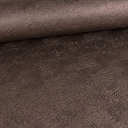Leatherette Stretch Metalic Space Taupe