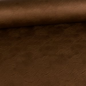 Leatherette Stretch Metalic Space Bronze