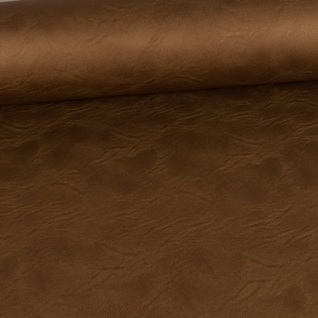 Jersey Leatherette Metalic Bronze