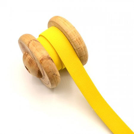 Elastic Tape Yellow 2,5 cm