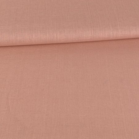 Linen coated Uni rosé