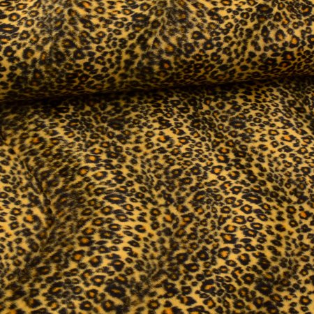 Costume Fabric animal print leo