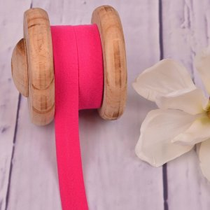 Cotton Jersey Bias Tape Binding Pink