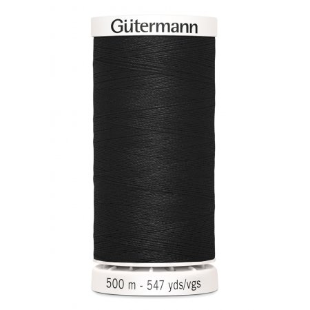 Gütermann Sew-all Thread Nr. 000 Sewing Thread - 500m, Polyester
