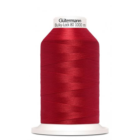 Gütermann Bulky-Lock 80 Nr. 156 Bulk Sewing Thread - 1000m, Polyester